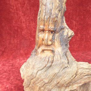 Sculptures in wood